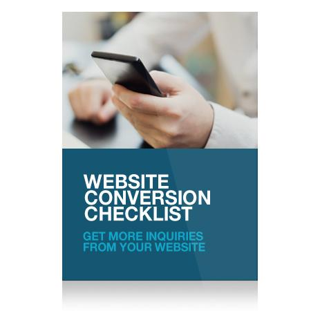 Get more inquires from your website
